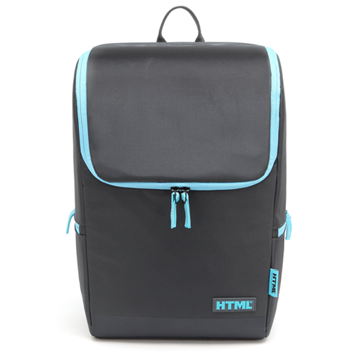 [에이치티엠엘]HTML - H7 Backpack (Darkgray/Mint) (JD5HB06N488F)_인기백팩