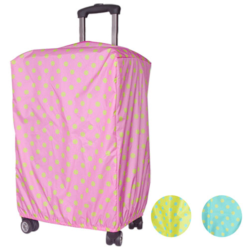 [오그램] ogram - 땡땡이커버 TYPE A 핑크 20인치 여행가방