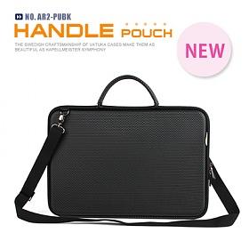 [바투카]VATUKA - Handle Pouch(black) 바투카 핸들파우치