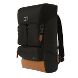 [�θ�ƽũ���]ROMANTIC CROWN - Supply Backpack (Black)