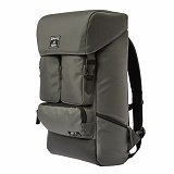 [�θ�ƽũ���]ROMANTIC CROWN - Supply Backpack (Grey)