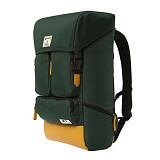 [�θ�ƽũ���]ROMANTIC CROWN - Supply Backpack (Green)