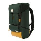 [�θ�ƽũ���]ROMANTIC CROWN - Supply Backpack (Green)