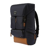 [�θ�ƽũ���]ROMANTIC CROWN - Supply Backpack (Navy)