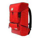 [�θ�ƽũ���]ROMANTIC CROWN - Supply Backpack (Red)