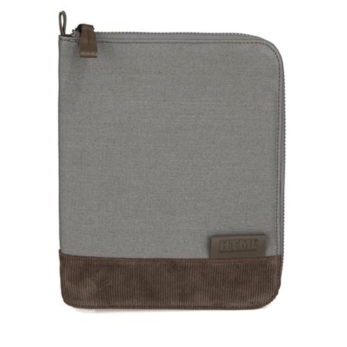 [에이치티엠엘]HTML - F1 iPad pouch (Warm gray)_아이패드파우치