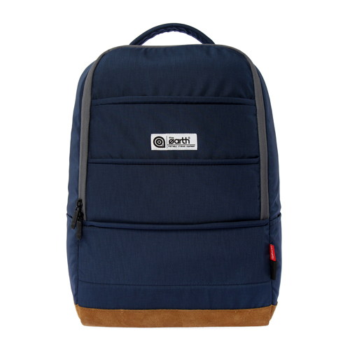 [디얼스]THE EARTH - EDDY BACKPACK-NAVY 가방 백팩