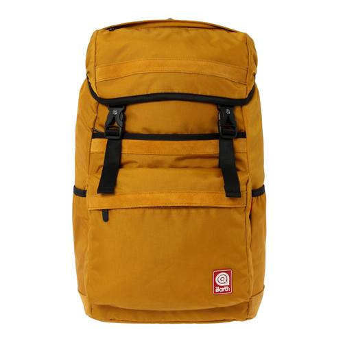 [디얼스]THE EARTH - NEW DISASTER BACKPACK-MUSTARD 가방 백팩