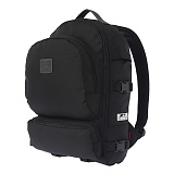 [�θ�ƽũ���]ROMANTIC CROWN - UNION BAGPACK(Black)