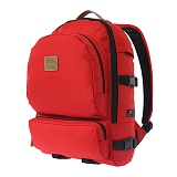 [�θ�ƽũ���]ROMANTIC CROWN - UNION BAGPACK(Red)