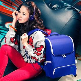 [에이치티엠엘]HTML - H37 backpack (Purple/Gray)
