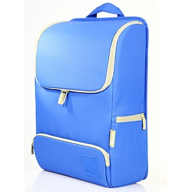 [에이치티엠엘]HTML - H37 backpack (Blue/Beige)