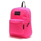 [잔스포츠]JANSPORT - 슈퍼브레이크 (T5019RX - Fluorescent Pink) 잔스포츠코리아 정품 AS가능 백팩 가방 스쿨백 데이백 데일리백