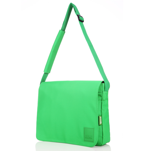 [에이치티엠엘]HTML - U34 crossbag (Green)_학생크로스백