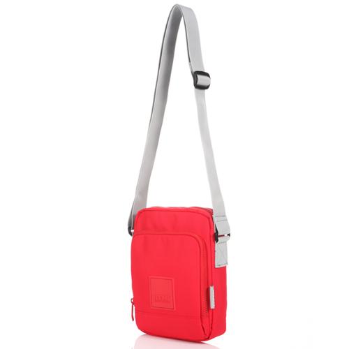 [에이치티엠엘]HTML - H33 crossbag (Red/Gray)_미니크로스백