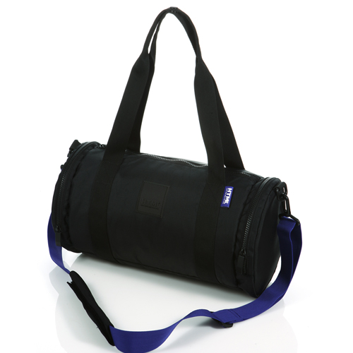[에이치티엠엘]HTML - H34 dufflebag (Black/Purple)