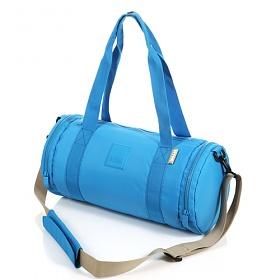[에이치티엠엘]HTML - H34 dufflebag (Blue/Beige)