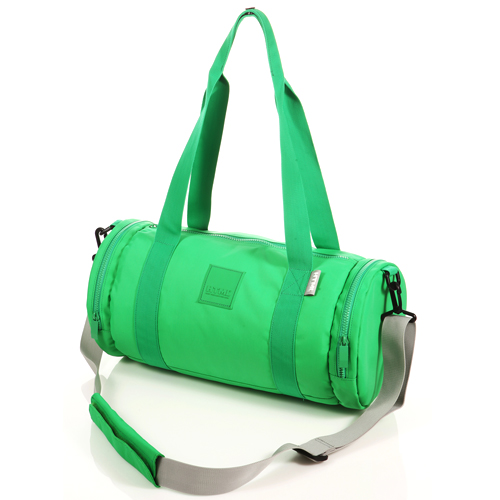 [에이치티엠엘]HTML - H34 dufflebag (Green/Gray)