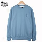 [로빈후드]ROBINHOOD - 특양면 맨투맨티셔츠-블루