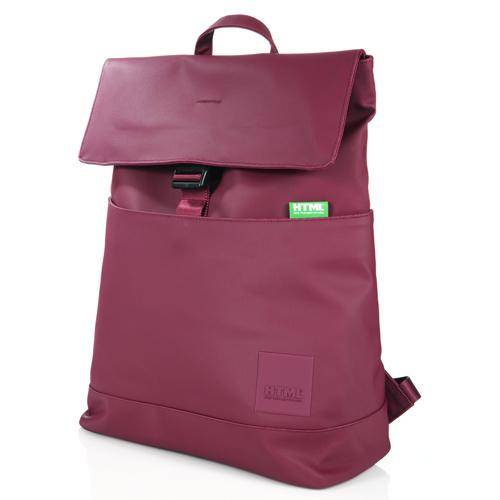 [에이치티엠엘]HTML - V36 backpack (Wine)