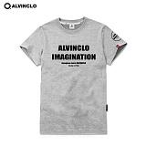 [앨빈클로]ALVINCLO  AST_3361GRAY 티셔츠 T 남자 여자 커플룩