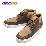 [그래고]GREGO 547 (3.5cm 키높이 슈즈) BROWN