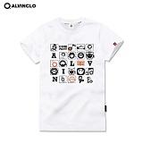 [앨빈클로]ALVINCLO  AST-3214W 반팔티 티셔츠 반팔