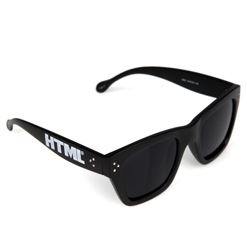 [에이치티엠엘] HTML - C5 sunglass (Black) 선글라스