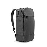 [인케이스]INCASE - Leather and Canvas Campus Backpack CL55490 (Black) 인케이스코리아 정품 AS가능