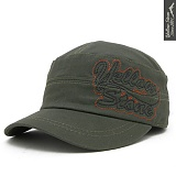 옐로우스톤-stitch military cap [yscap003-khaki]