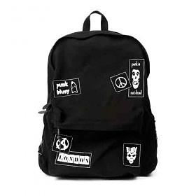 [블루이]BLUEY - Punk Backpack (black)