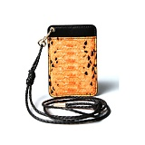 [언더로드]UNDEROAD anaconda ver3 leather Card holder (orange) UR-CH003_카드홀더_카드지갑