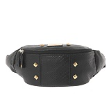 [�θ�ƽũ���]ROMANTIC CROWN - Anaconda Waist Bag_blk
