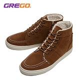 [그래고]GREGO 588 (3.5cm 키높이 슈즈) BROWN