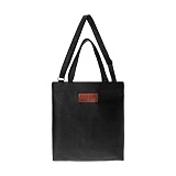 [아티스트백]ARTIST BAG - modern cross bag - black 가죽 크로스백