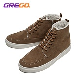 [그래고]GREGO 590 (3.5cm 키높이 슈즈) BROWN