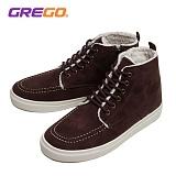 [그래고]GREGO 590 (3.5cm 키높이 슈즈) DARK BROWN