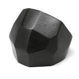 [마크4]MARK-4 - METEOLITE18 (BLACK) 반지