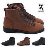 [에이벨류]AVALUE - B4056 루니 워커 부츠 3종(남성용)/캐주얼 남자 하이탑 가죽 신발 구두 국산