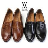 [에이벨류]AVALUE - G4008 링반도 패니 유광 로퍼 2종(남성용)/무료배송 클래식 남자 구두 신발 정장화
