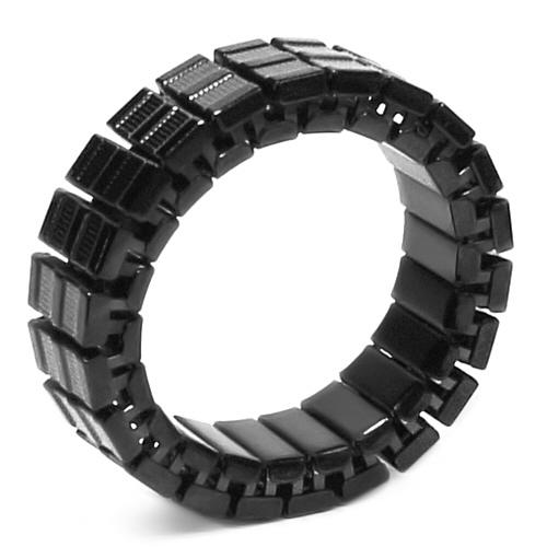 [마크4]MARK-4 - FREE SIZE EXPAND25 BLACK 반지