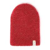 [폴러스터프]POLER STUFF - Mole Hair Beanie (Deep Red)