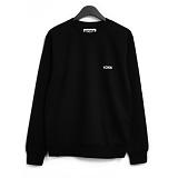[코싸] koxa white s-logo-black mtm 맨투맨