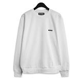 [코싸] koxa black s-logo-white mtm 맨투맨