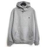 [코싸] koxa black symbol-gray hood 후드티