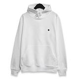 [코싸] koxa black symbol-white hood 후드티