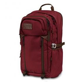 [잔스포츠]JANSPORT - 아웃사이드 악서데이션 (T12C9FL - Viking Red) 잔스포츠코리아 정품 AS가능 백팩 가방 스쿨백 데이백 데일리백