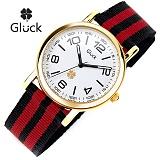 [Gluck]글륵 행운의 시계 GL600-GDNR 남여공용 본사정품 수능시계