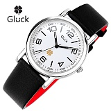 [Gluck]글륵 행운의 시계 GL600-SVBK 남여공용 본사정품 수능시계