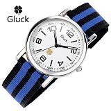 [Gluck]글륵 행운의 시계 GL600-SVNB 남여공용 본사정품 수능시계